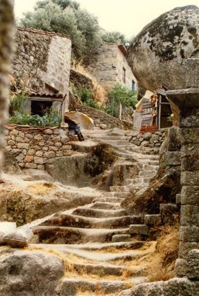 Monsanto (granite made, inhabited since the early stone age) Historical Village