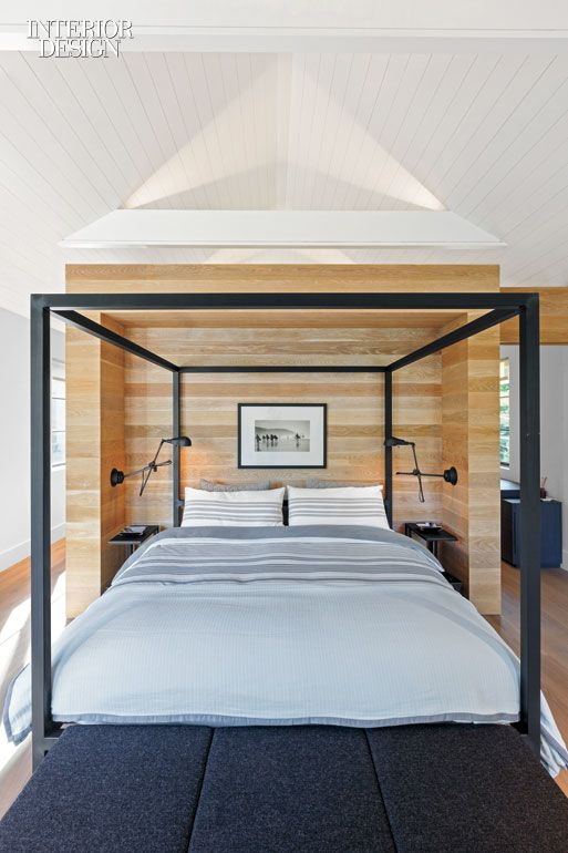 MODE Interior Designs and CCS Architects Infuse a Hamptons Retreat with West Coast Sensibilities
