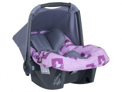 Bebê Conforto Burigotto Touring SE Nina - para Crianças até 13 kg com as melhores condições você encontra no Magazine Miezmes. Confira!