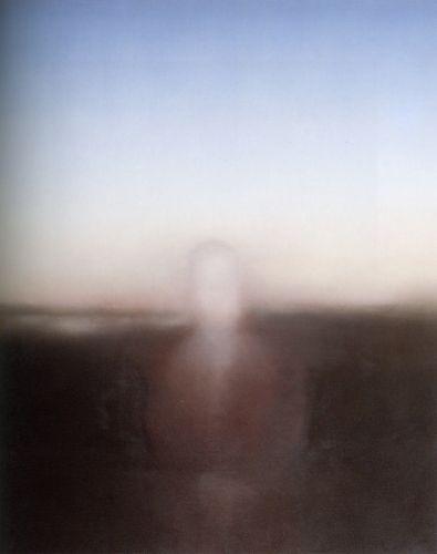 Gerhard Richter, Portrait of Dieter Kreutz, 1971