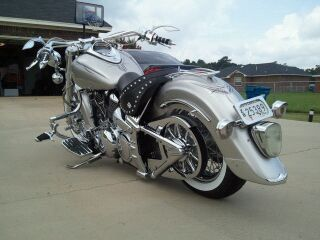 """Re:looking for pics of roadstars with 21"""" front wheel - Road Star Forum - Yamaha Road Star"""