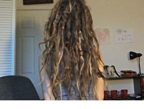 Die besten 25 human hair dread extensions ideen auf pinterest 55 human hair dread extensions full head by lazyrogue on etsy pmusecretfo Choice Image