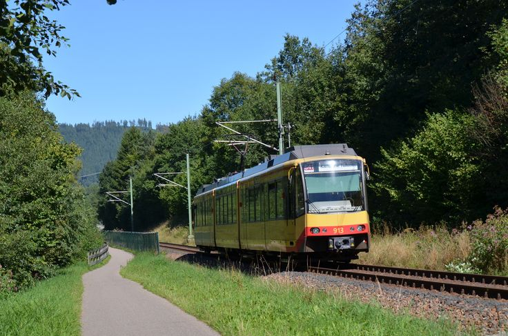 Class 913 with this S41 from Freudenstadt - by xrispixels - 4 september 2013