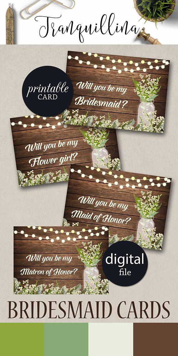 what to write in my bridal shower thank you cards%0A Will you be my bridesmaid Maid of honor Card Matron of Honor  Flower Girl   Bridesmaid Proposal CardsBridal Shower