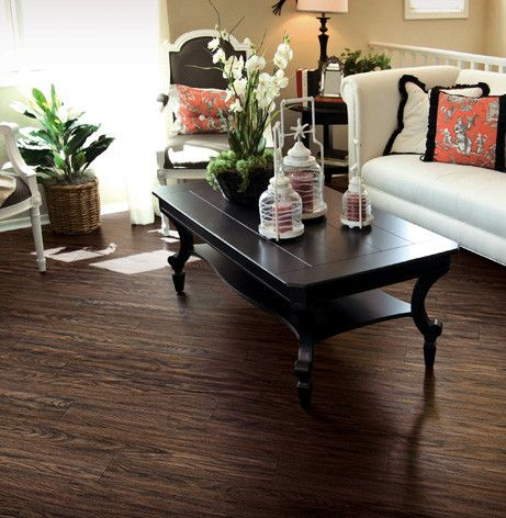 Rustic reclaimed look with beveled edges formica for Beveled laminate flooring