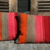 Colourful AndiArt cushions - 50/60 cm