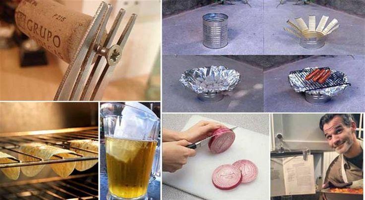34 Life Hacks che ti cambieranno per sempre la vita in cucina