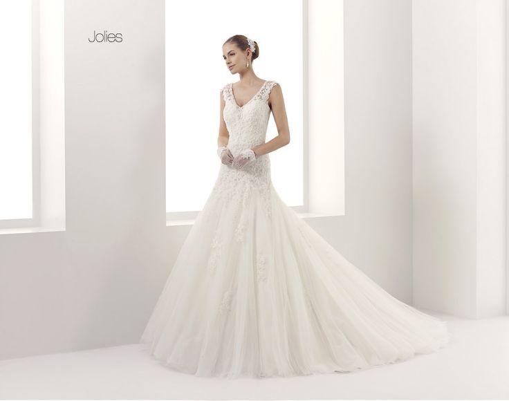 GLAMOUR JOLLIES-27 abiti da sogno, per #matrimoni di grande classe: #eleganza e qualità #sartoriale  www.mariages.it