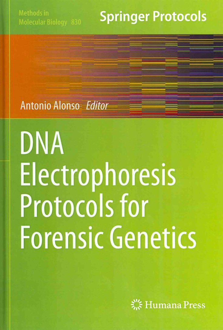 DNA Electrophoresis Protocols for Forensic Genetics