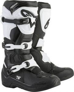 best Alpinestars dirt bike boots for trail riding