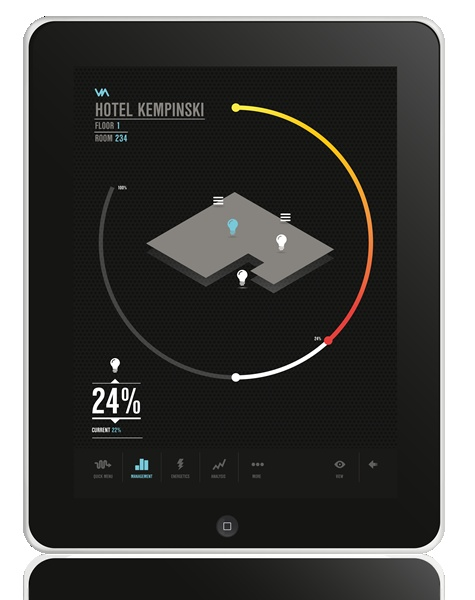 VIA App - Building Management System #energy