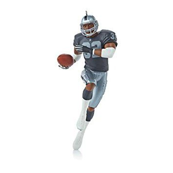 2013 Hallmark Marcus Allen NFL Los Angeles Raiders
