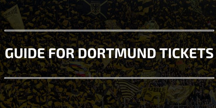 BVB tickets are in high demand due to the high number of fans to the club. This is a guide for how you can find and buy those popular BVB tickets.
