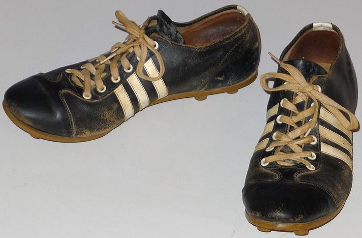 RARE Sears Adidas Vintage Soccer Football Cleats