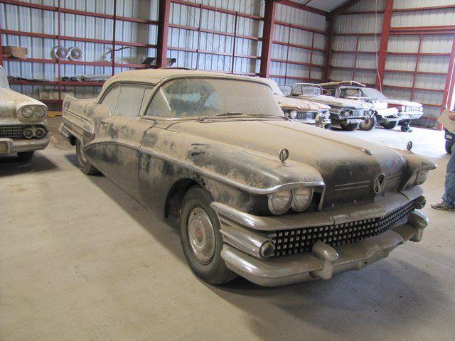 1958 Buick Rusty CarsBarn FindsRat