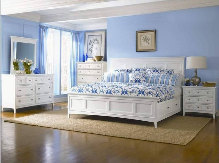 Blue And White Bedroom best 25+ white bedroom set ideas on pinterest | white bedroom