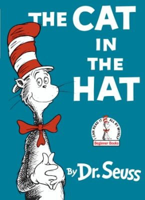 The Cat in the Hat by Dr. Seuss Books