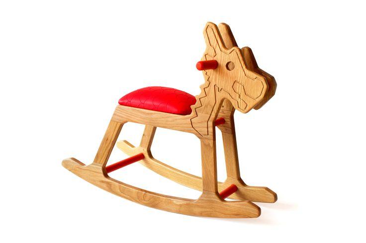 Sg50 Dragon Rocking Chair for Hinika