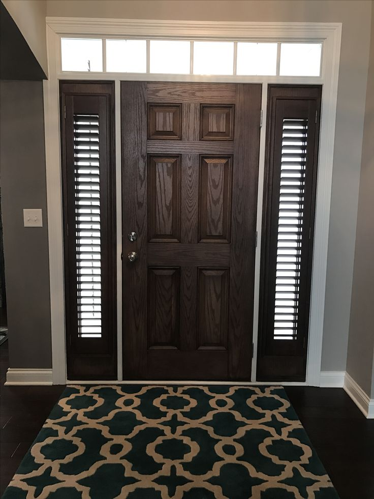 Foyer Window Shutters : Best foyer windows images on pinterest front door