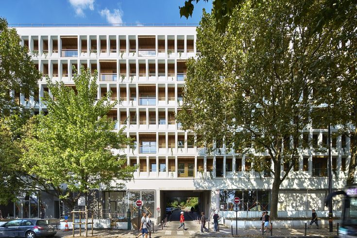 Gallery of Transformation of Office Building To 90 Apartments / MOATTI-RIVIERE - 3