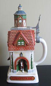 budweiser collector items | Anheuser Busch Grants Farm Budweiser Stein Collectors Club 2003 | eBay