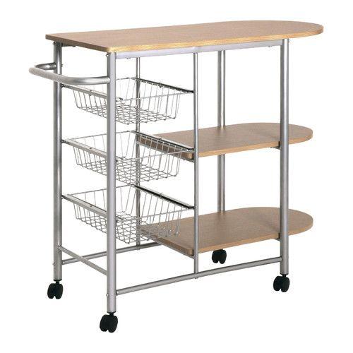 Found it at Wayfair.co.uk - Siena Kitchen Cart