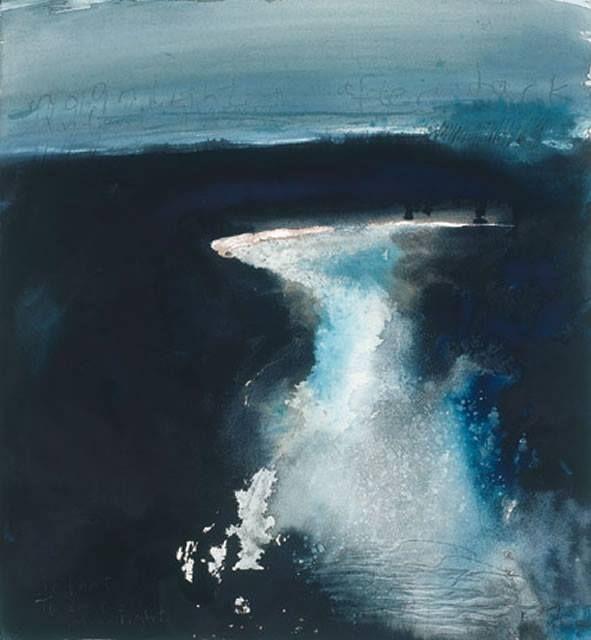 Kurt Jackson - Moonlight, Infant Thames, After Dark                                                                                                                                                                                 More