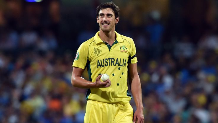 Mitchell Starc HD Images : Get Free top quality Mitchell Starc HD Images for your desktop PC background, ios or android mobile phones at WOWHDBackgrounds.com