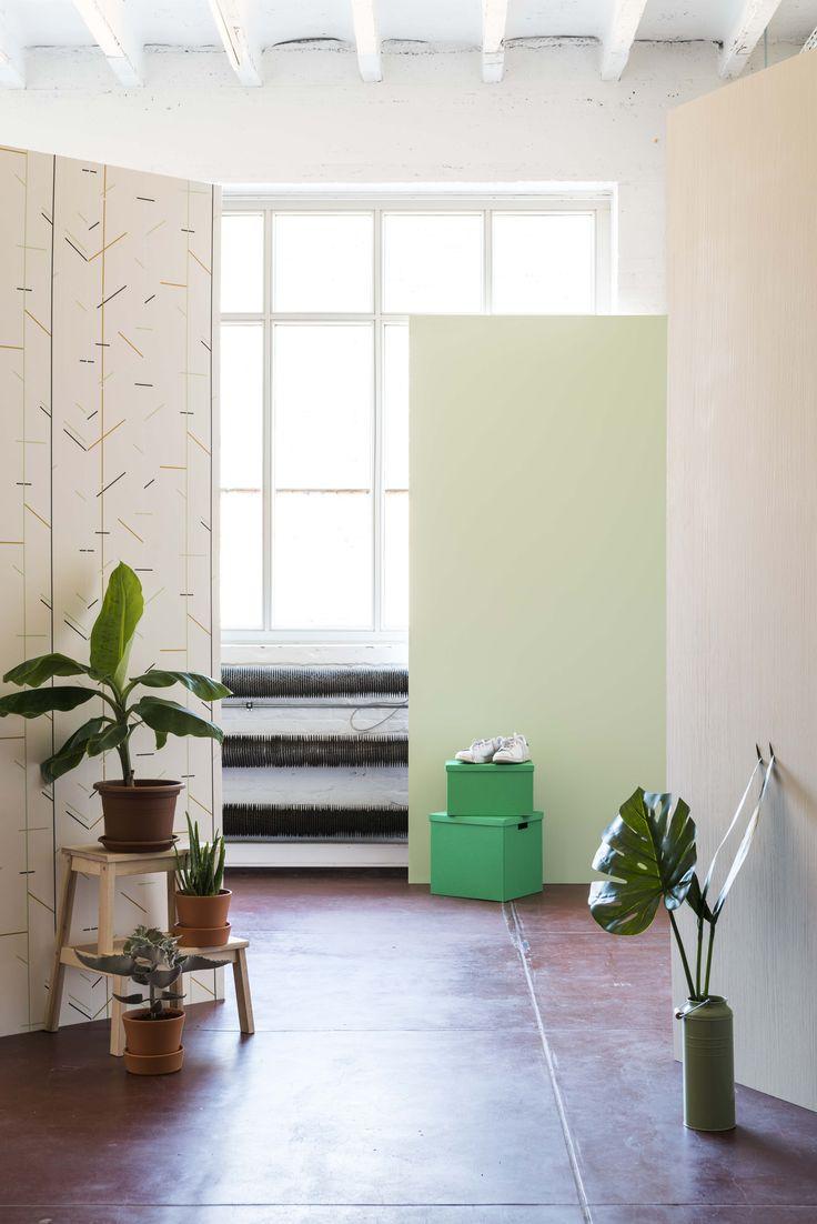 #joy #living #interior #schilderen #verf #wallpaper #behangpapier #kinderen #coloradeverfwinkel
