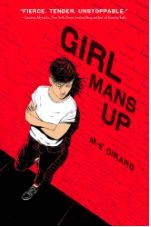 LGBTQ. Life outside the binary norm.  Read the review at Quill and Quire: https://quillandquire.com/review/girl-mans-up/