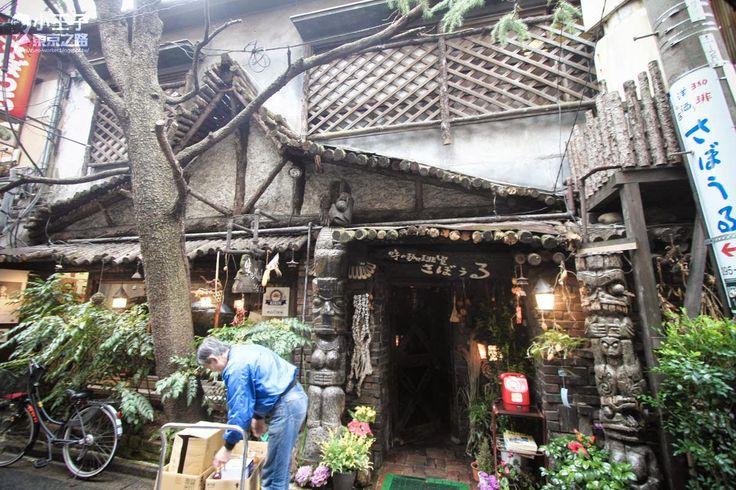 神保町さぼうる咖啡廳,紳士追夢52年-(神保町)。2015我的春日東京之路(拾) | 小王子的浮世隨筆Ⅱ.0