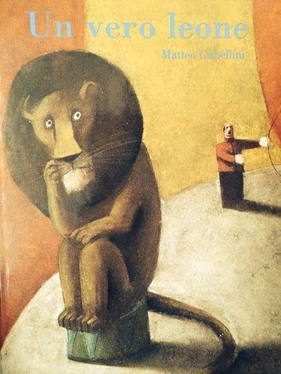 E se un Leone non avesse voglia di fare il leone?  Non volesse saltare nel cerchio o spaventare i bambini? Un libro magico e semplice sulla diversità e sul desiderio di essere ciò che si è e non per forza ciò che si deve essere. Buona lettura. http://bit.ly/TgSFgm