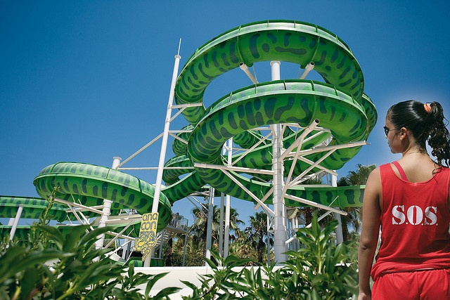 Aqualand Arenal waterpark