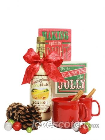Pennsylvania Dutch Egg Nog Gift Set