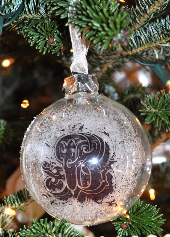 Christmas crafts floating ornaments soaps hands pretty ornaments