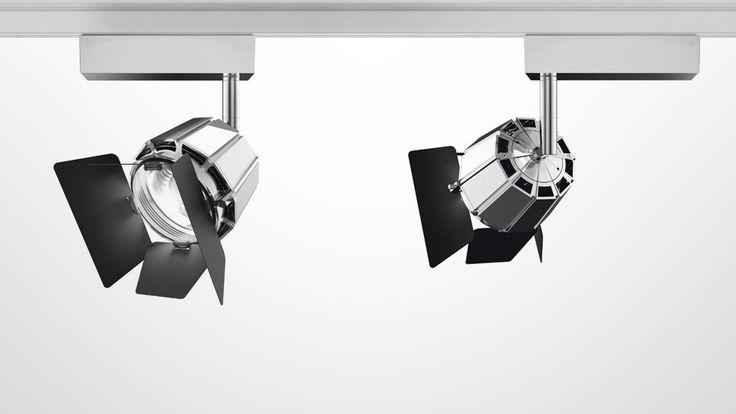 AIRLITE STABLE | Track-Light By Artemide design Carlotta de Bevilacqua, Paola Monaco di Arianello
