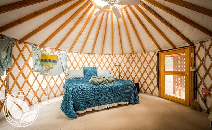 cozy, luxurious and beautiful. this is #glamping in #california