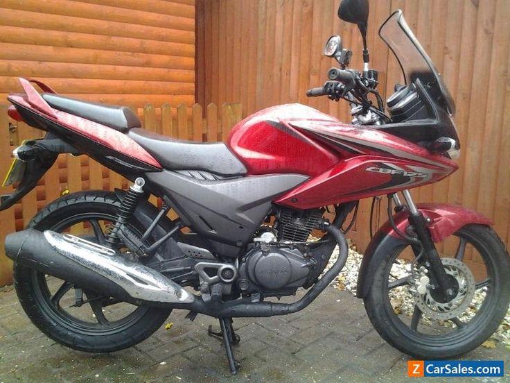 125cc Honda CBF 125 Motorbike NEW MOT 3 Day Listing #honda #cbf #forsale #unitedkingdom