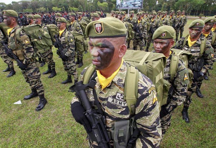 Αμερικανικές ειδικές δυνάμεις στις Φιλιππίνες: Βοηθούν την χώρα να λύσει την πολιορκία των ισλαμιστών