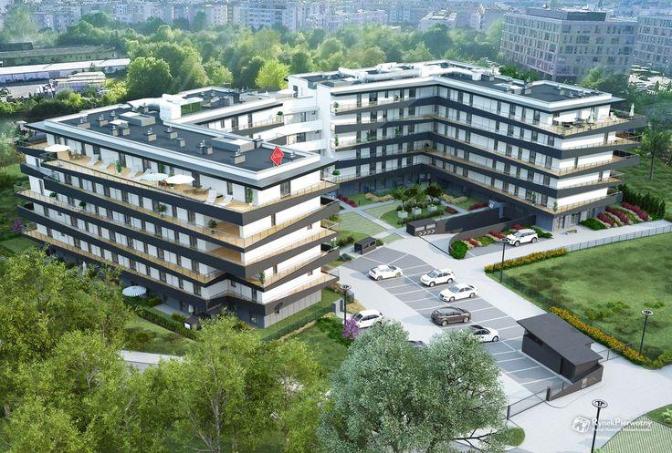 Atal Malta - nowe mieszkania na sprzedaż Poznań, Nowe Miasto, Rataje, ul. Wołkowyska - ATAL S.A. - RynekPierwotny.pl