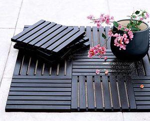 outdoor modular flooring   Wood Deck Tiles   Apartment Therapy