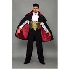 Карновальный костюм граф дракула