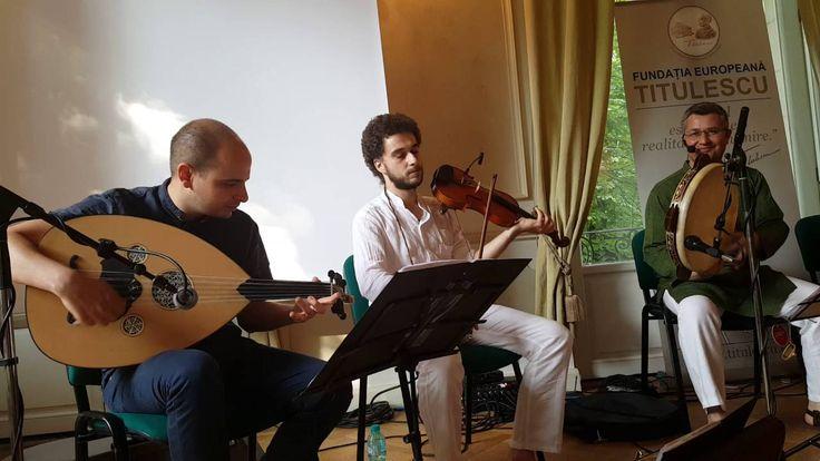 Grigore Kiazim- Dobrogea dance - Anton Pann Ensemble
