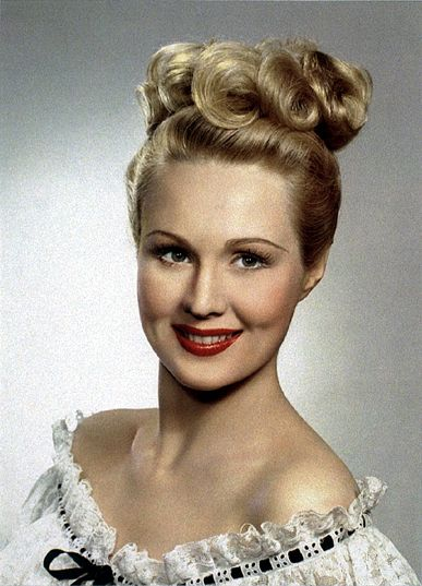 Virginia Mayo | Tumblr