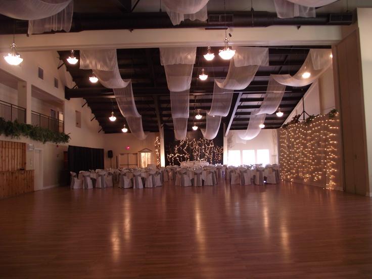 The full hall