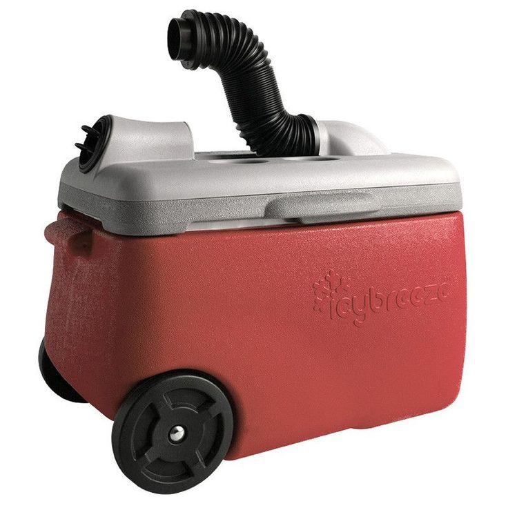 38 Qt. Portable Air Conditioner & Cooler Frost
