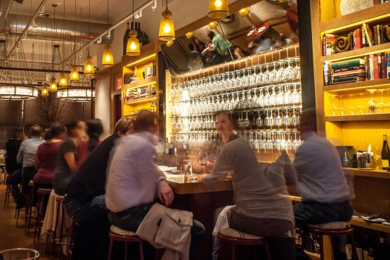Serious happy hours at NYC bars and restaurants