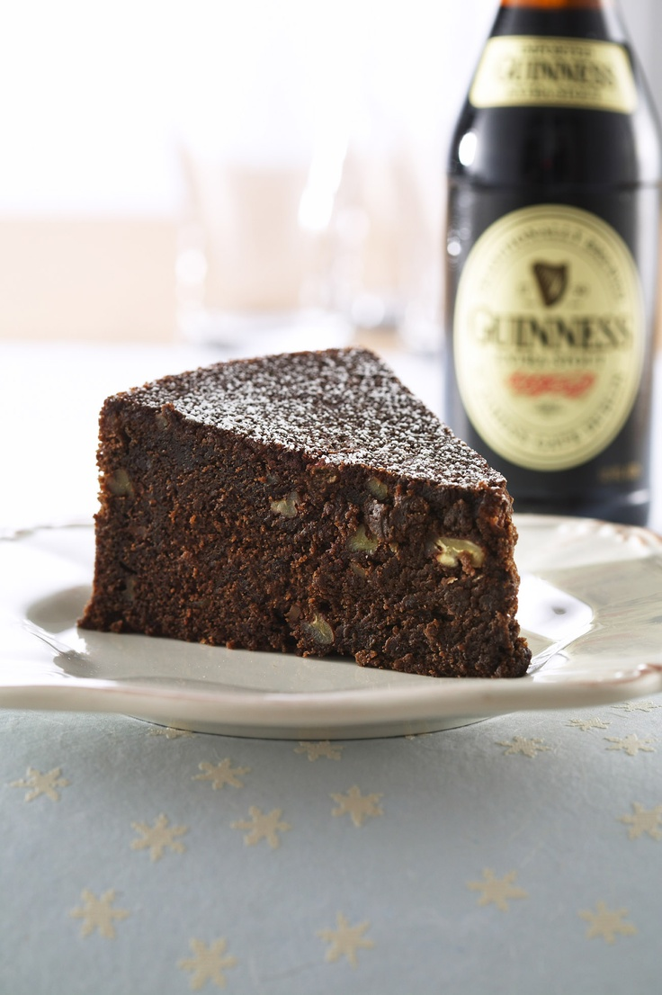 Nigella Lawson Chocolate Cake With Guinness