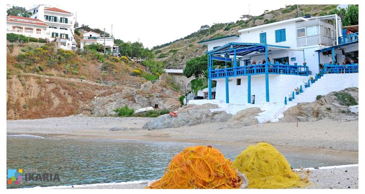 Armenistis, Ikaria island, Greece