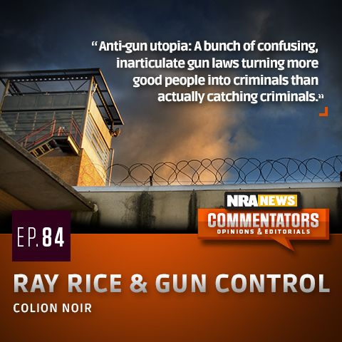 Colion Noir claims New Jersey's gun laws do nothing more than turn good people into criminals.